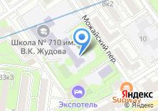 Компания «Университет Российской Академии Образования» на карте