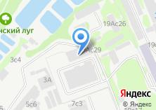 Компания «Варнис» на карте