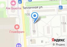 Компания «Турагентство онлайн-туров» на карте