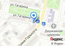 Компания «Скатёрка» на карте