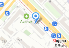 Компания «Новокупеческий» на карте