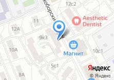 Компания «Мастерская по изготовлению ключей на ул. Лихоборские Бугры» на карте