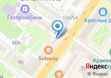 Компания «Магазин для семьи» на карте
