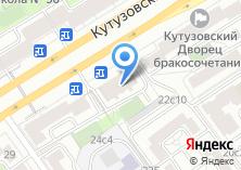 Компания «Театр кошек Куклачева» на карте