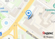 Компания «Подольский выставочный зал» на карте