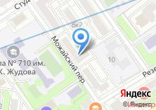 Компания «Принт-Формула» на карте