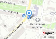 Компания «Айнушка» на карте