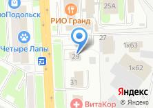 Компания «6 Межрайонный отдел Управления ФСБ России по г. Москве и Московской области» на карте