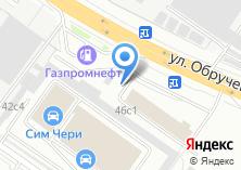 Компания «Автогалерея» на карте