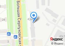 Компания «Амтел» на карте
