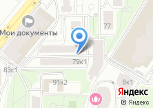 Компания «Коттедж» на карте