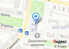 Компания «Мир уюта» на карте