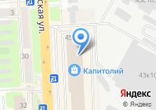 Компания «КофеТун-СушиТун» на карте
