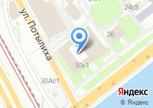 Компания «ФИПС» на карте