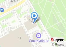 Компания «Expoconsta» на карте