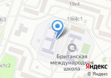 Компания «Детский сад №1221» на карте