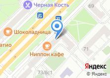 Компания «ЖеТем» на карте
