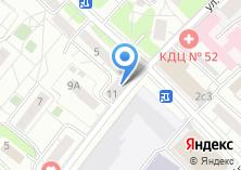 Компания «АрктикПром» на карте