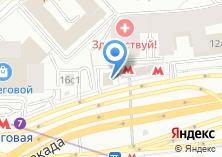Компания «Бибигон» на карте