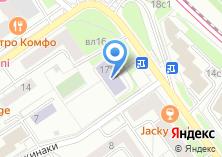 Компания «Средняя общеобразовательная школа №227» на карте
