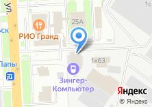 Компания «Союз Строй Dеталь» на карте