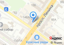 Компания «AutoRut.ru» на карте