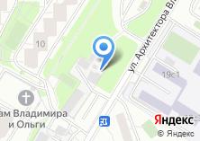 Компания «Автобыстро» на карте