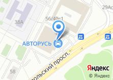 Компания «АЦ Беляево» на карте