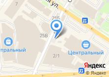 Компания «Джинсовая симфония» на карте