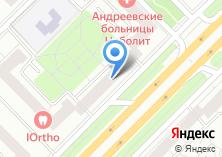 Компания «ОДС Инженерная служба Гагаринского района» на карте