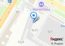 Компания «Бешеная табуретка» на карте