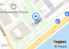 Компания «Государственный архив РФ» на карте