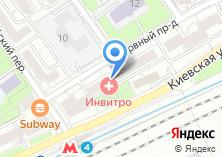 Компания «Эскулап» на карте