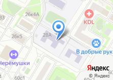 Компания «Адвокаты Москвы Ушаковы и Путиловы - Адвокаты» на карте