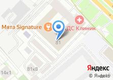 Компания «ATM Parts» на карте