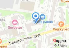 Компания «Пластический хирург Ковынцев Андрей» на карте