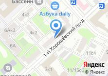 Компания «ЕВРОВЕТ» на карте