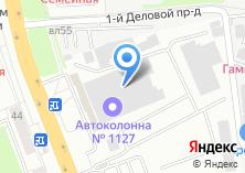 Компания «МАНГО» на карте