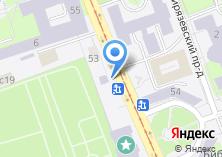 Компания «Институт механики и энергетики им. В.П. Горячкина» на карте