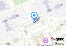 Компания «Бутово-21» на карте