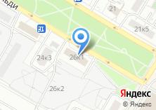 Компания «ПрофМеталлМастер» на карте