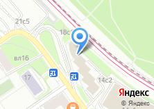 Компания «Почтовое отделение №127092» на карте