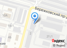Компания «Унихимтек-Огнезащита» на карте