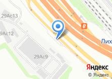 Компания «БАТЭ торговый дом» на карте