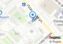 Компания «Trans ADV» на карте