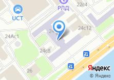 Компания «Федеральная служба по интеллектуальной собственности патентам и товарным знакам РФ» на карте