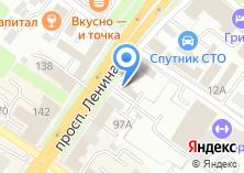 Компания «Адвокатский кабинет Гранковой М.В» на карте