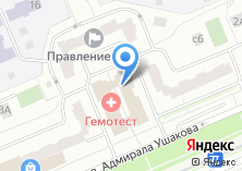 Компания «ЕВРО ЛОМБАРД» на карте