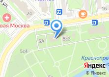 Компания «Дух времени» на карте