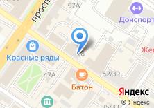 Компания «GoldLamp.ru» на карте